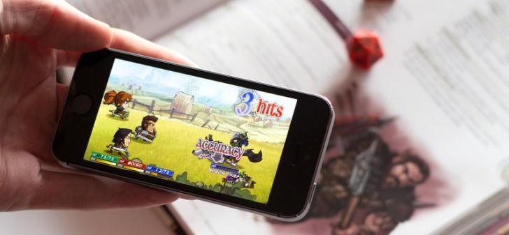 Лучшие RPG для iPhone