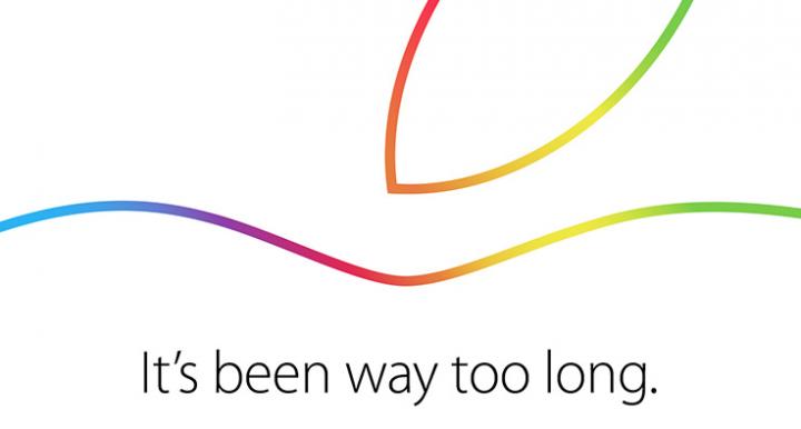 Очередная презентация Apple состоится 16 октября