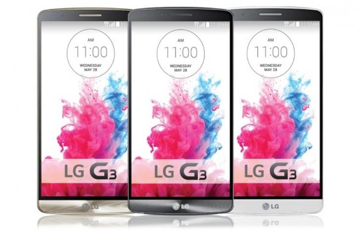 Ставим TWRP Recovery на LG G3