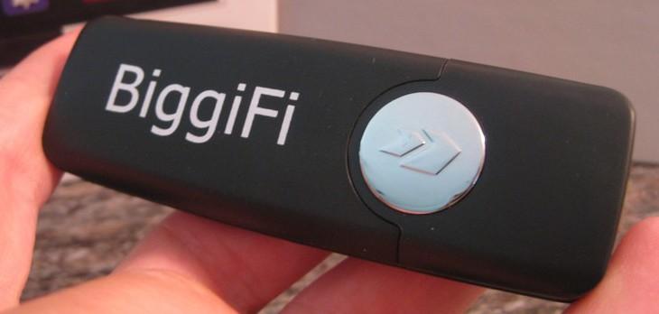 Biggifi – приложения Android на большом экране
