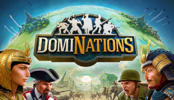 DomiNations – первая Android игра от Big Huge Games
