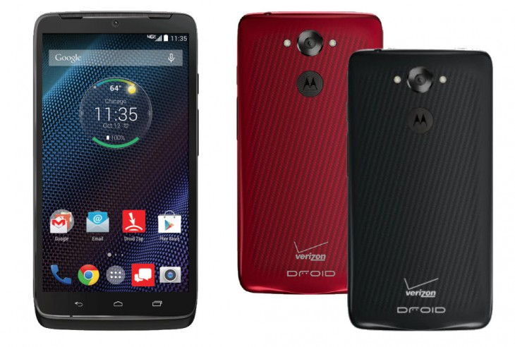 Droid Turbo vs Moto X (2014) vs Nexus 6