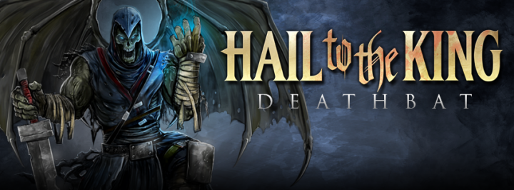 Hail to the King: Deathbat – RPG от Avenged Sevenfold для Android и iOS