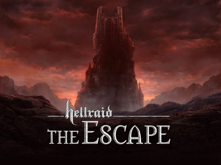 Hellraid: The Escape – побег из темницы злого колдуна на Android и iOS