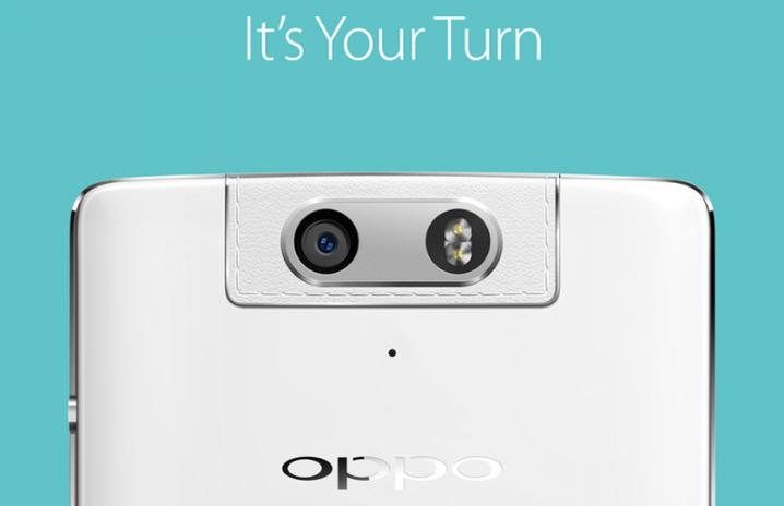 Oppo N3 – идеальный смартфон для крутых селфшотов
