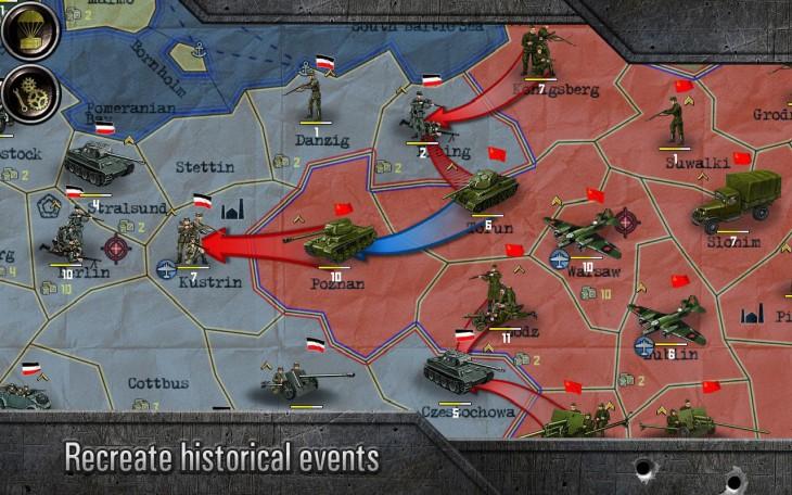 WW2: Sandbox, Strategy & Tactics – Вторая мировая война на Android и iOS