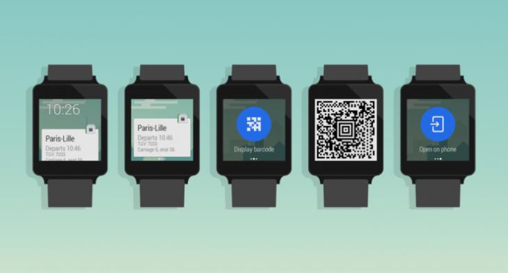 Лучшие приложения для Android Wear