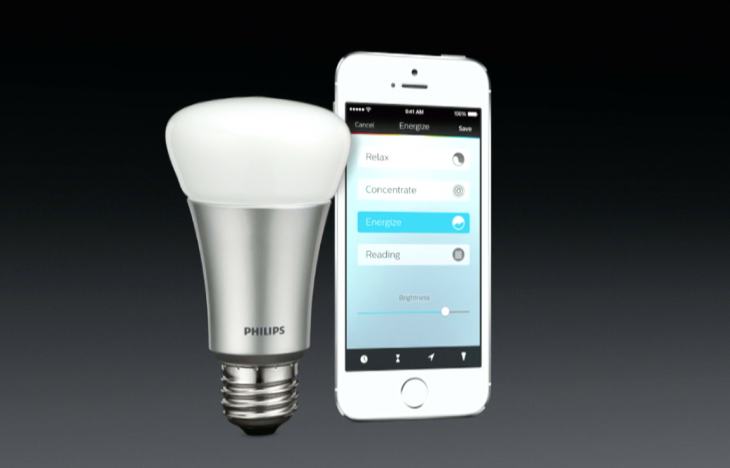 HomeKit – Интернет вещей на основе iOS 8