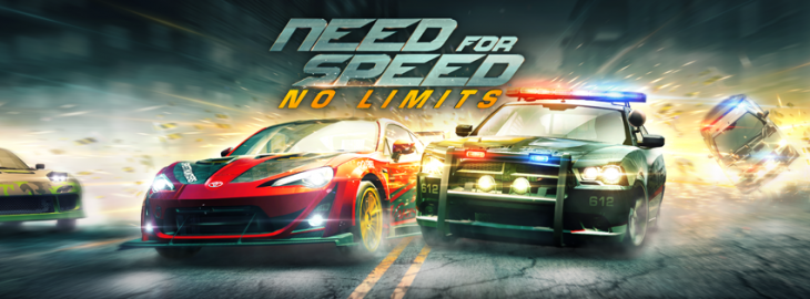 Need For Speed No Limits появится на Android