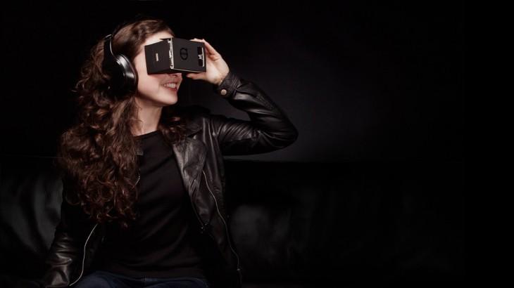 Volvo Reality – виртуальный тест-драйв для Google Cardboard на Android и iOS