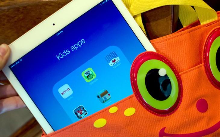Лучшие приложения для путешествия с детьми