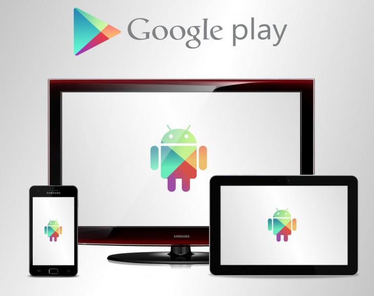 Лучшие приложения 2014 года по версии Google