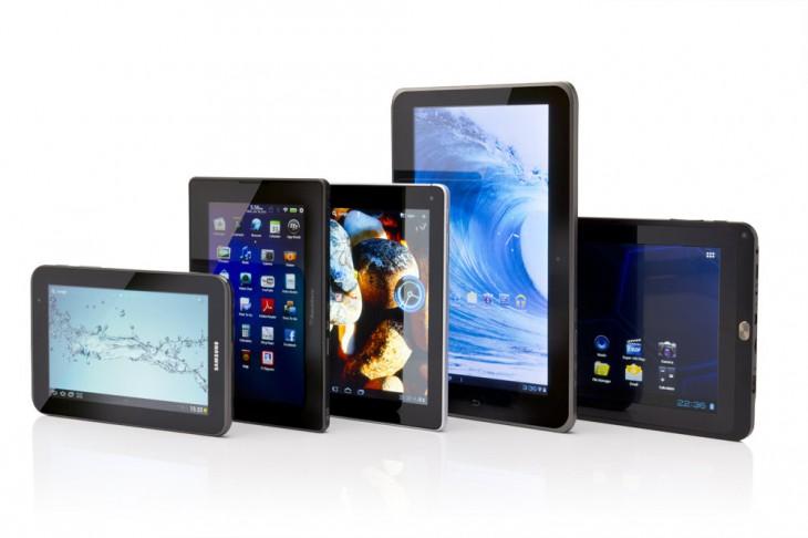 Лучшие Android планшеты 2014