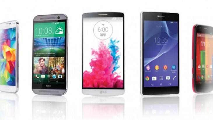 Лучшие Android смартфоны, которые можно купить в декабре