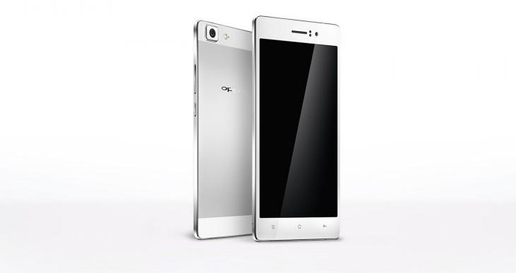 Обзор Oppo R5