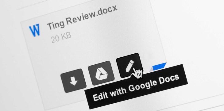 Прикрепленные к письмам файлы Office теперь можно редактировать прямиком в Gmail