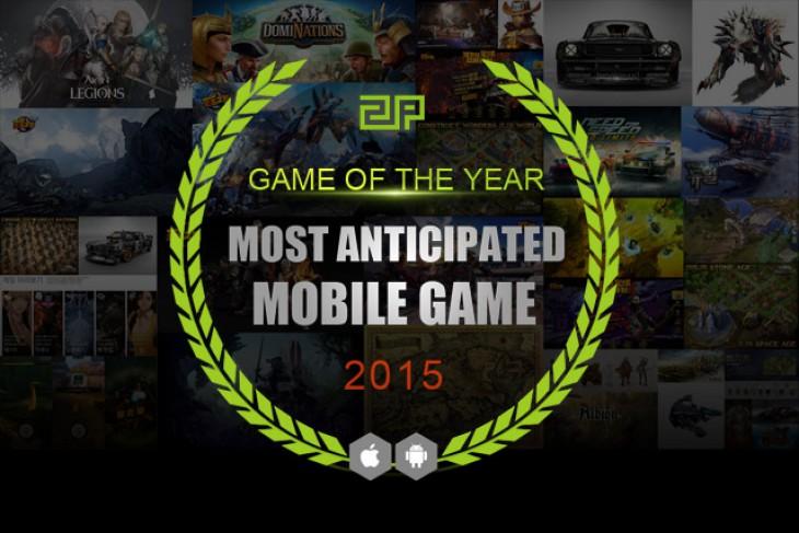 Самые ожидаемые игры 2015 года для Android и iOS