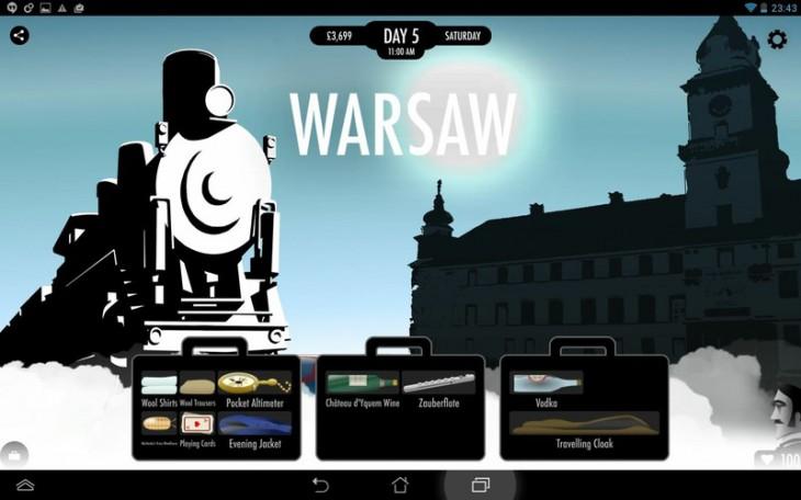 80 Days появится в Google Play 16 декабря