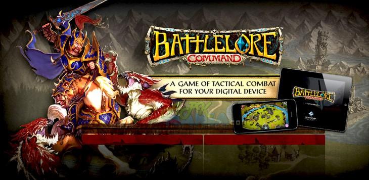 Battlelore: Command – стратегия на базе одноименной настолки для Android и iOS