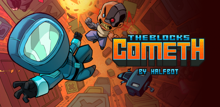 Blocks Cometh – тот неловкий момент, когда Тетрис вышел из-под контроля