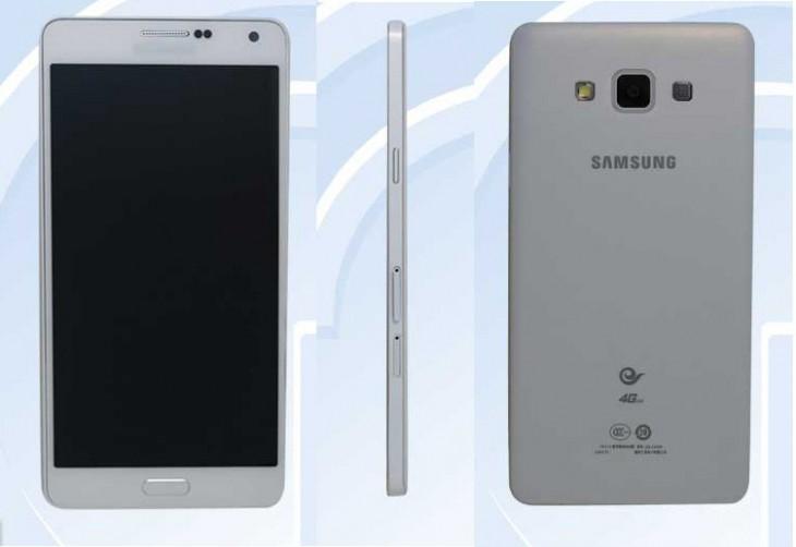 Galaxy A7 – самый тонкий смартфон от Samsung
