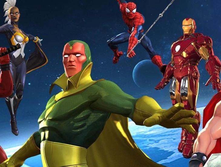 Kabam работает над созданием RPG с супергероями вселенной Marvel