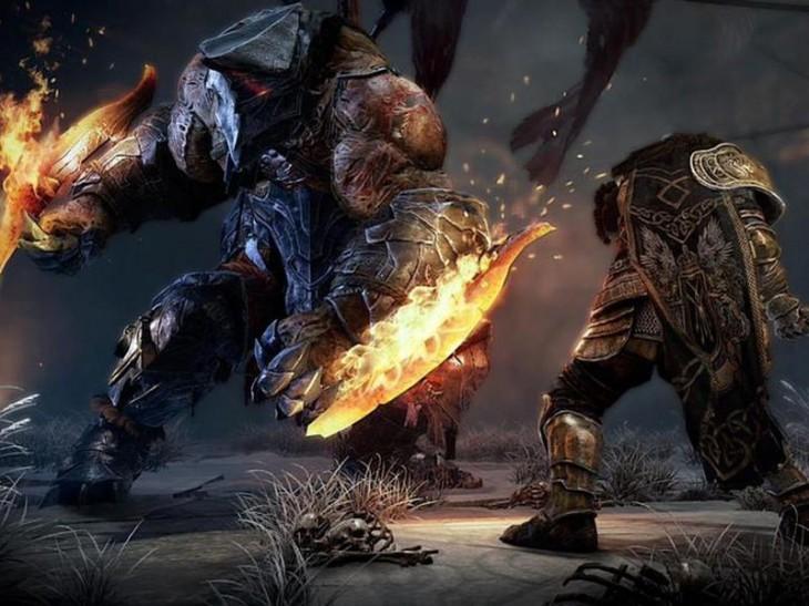 Lords of the Fallen – противостояние людей и божеств на Android и iOS
