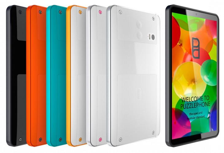 Puzzlephone – новый конкурент для Project Ara