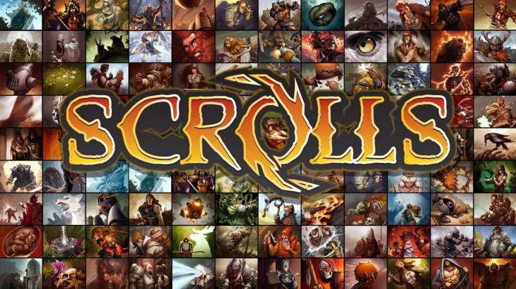 Scrolls – еще один хит от создателей Minecraft