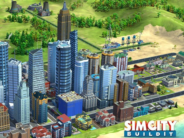 SimCity BuildIt – строительство города на Android и iOS