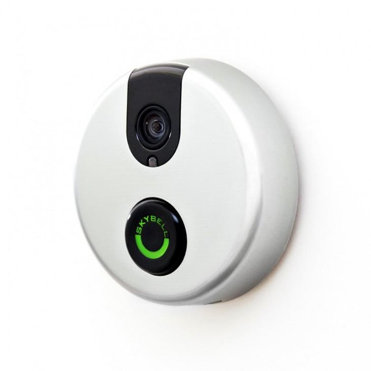 SkyBell 2.0 – второе поколение умных дверныхй звонков
