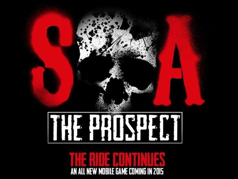 Sons of Anarchy: The Prospect – игра по мотивам самого успешного сериала канала FX