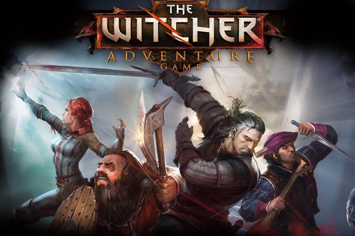 The Witcher Adventure Game – первая мобильная игра о вселенной Ведьмака