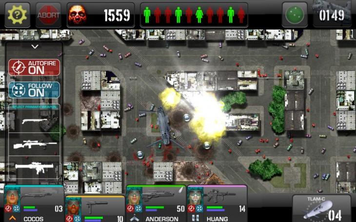War of the Zombie – очередной зомби-апокалипсис на Android и iOS
