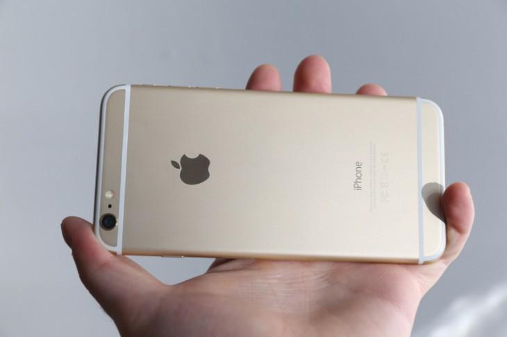 iPhone сможет падать под правильным углом