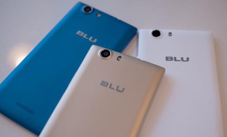 На CES 2015 компания BLU представила несколько новых смартфонов