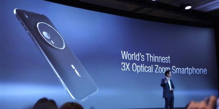 ASUS Zenfone Zoom – смартфон с очень серьезной камерой
