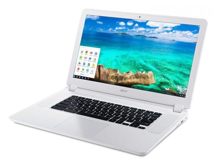 Acer выпускает Chromebook на 15,6 дюйма