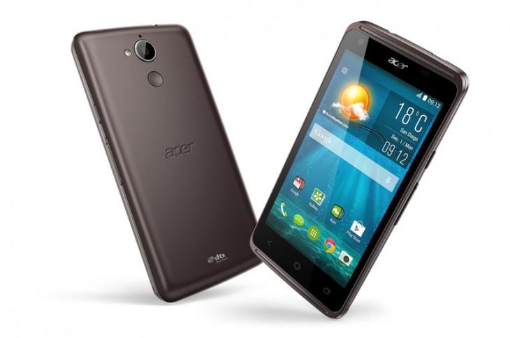 Acer Liquid Z410 – дешевый смартфон с поддержкой 4G
