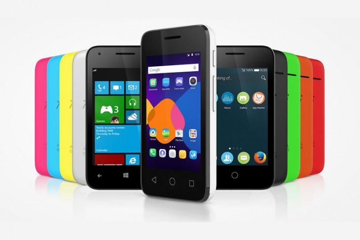 Alcatel представит серию бюджетных смартфонов и смарт-часов на CES 2015
