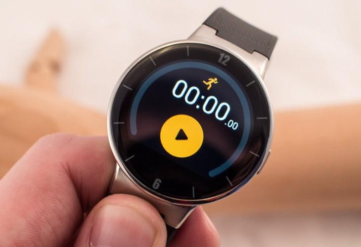 Alcatel WATCH – смарт-часы для пользователей Android и iOS