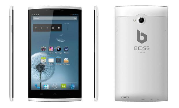 Boss Phone – самый безопасный 7-дюймовый смартфон