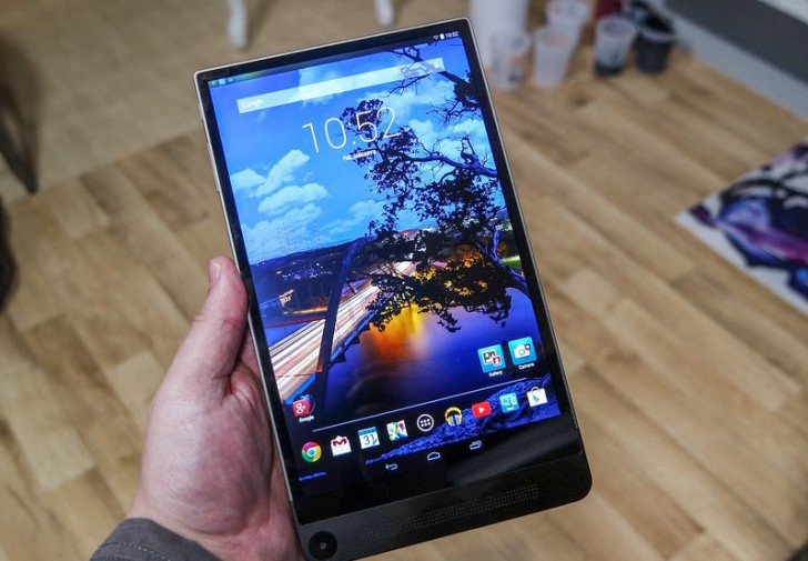 Dell Venue 8 7000 – самый тонкий Android планшет