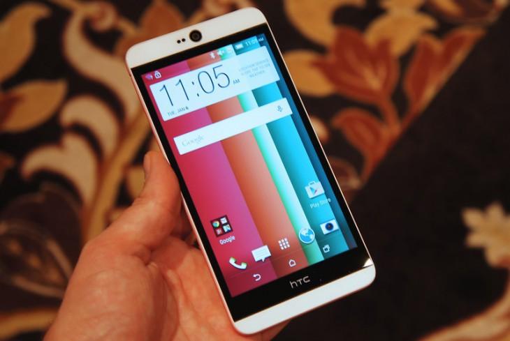 HTC Desire 826 – смартфон с фронтальной UltraPixel камерой и ОС Android Lollipop