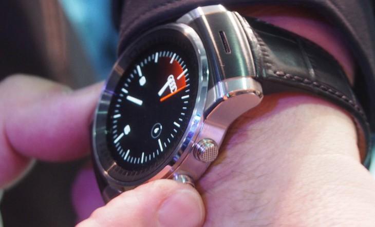 LG выпустит смарт-часы для Audi
