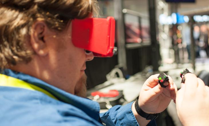 Pinć VR – очередной аналог Google Cardboard