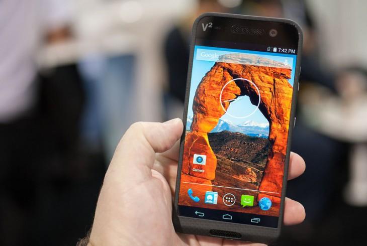 Saygus V2 – смартфон с 320 гигабайтами памяти
