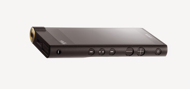 Sony Walkman NW-ZX2 – плеер на операционной системе Android