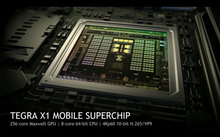 Tegra X1 – новый суперчип от NVIDIA