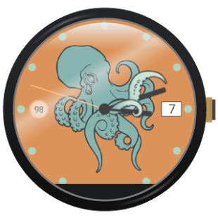 Illustration Watch Faces